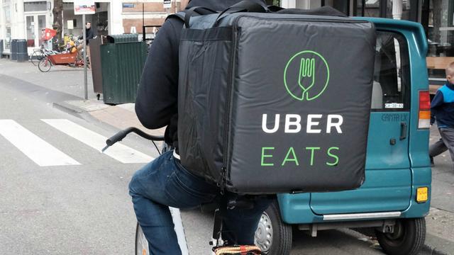 uber eats driver australia